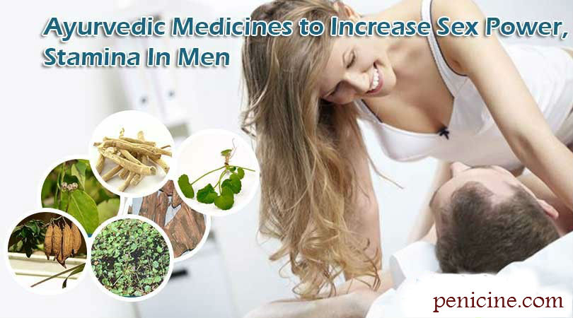 Medicine for increase sex time